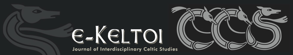 e-Keltoi: Journal of Interdisciplinary Celtic Studies