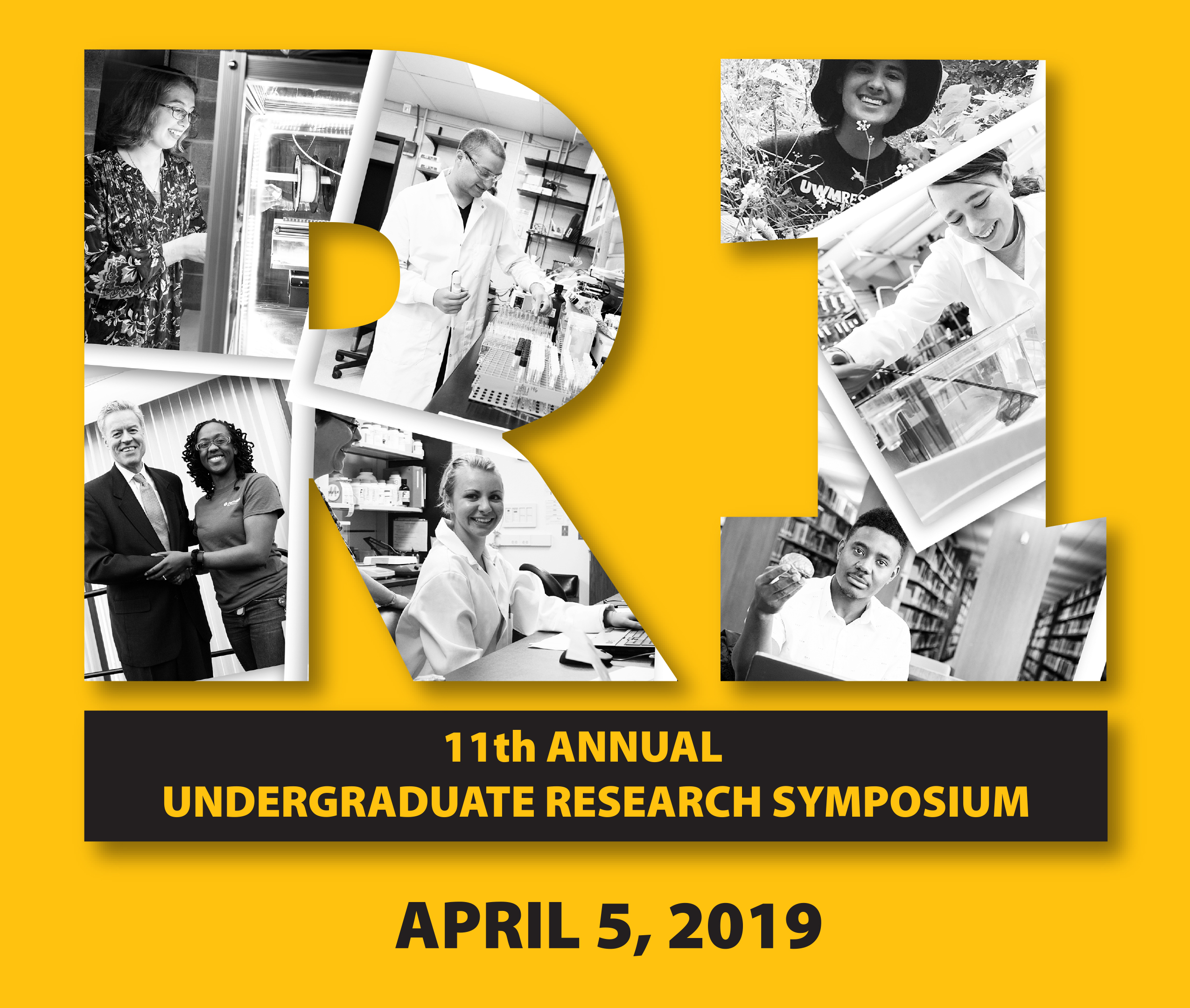 UWM Undergraduate Research Symposium, 2019
