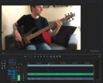 Bass: Adobe Premiere screenshot by Stephen Jensen