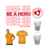 Brew Hero: Be a Hero #2 by Anika Van Rossum